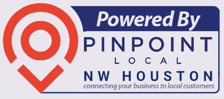 pinpoint local nw houston logo