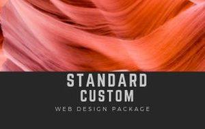 Web design product image